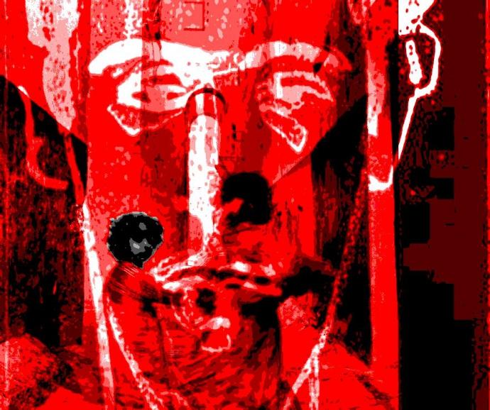 casbah ismail-ait-djaferneg VIII  RED+B&WPostrized.jpg