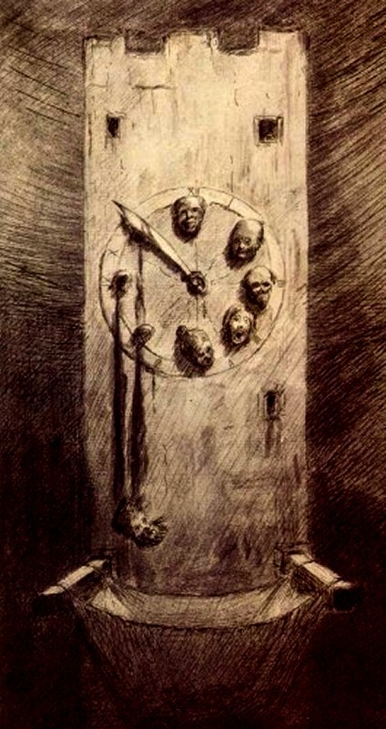 Alfred Kubin The Hour of Death 1901-1902.jpg