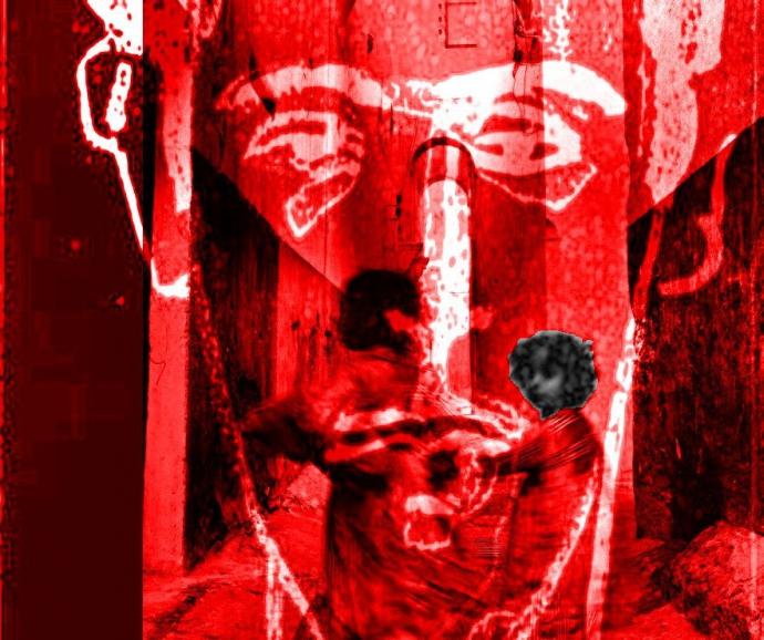 casbah ismail-ait-djaferneg VIII  RED+B&W.jpg